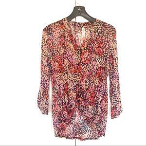 ❤️ Perseption Concept floral blouse
